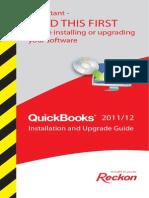 Installation Upgrade Guide-QuickBooks 2011-12