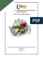 Modulo Planeacion y Organizacion de Empresas Agropecuarias Nov 2007