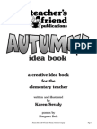 Scholastic Autumn Activities