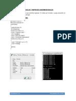 Arreglos y Matrices Unidimensionales-imprimir