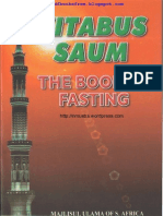 Kitabus Saum the Book Of Fasting.pdf