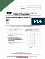 Penang Trial SPM 2014 Chem