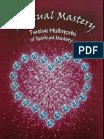 Spiritual Mastery