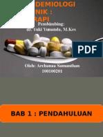 epidemiologi klinik