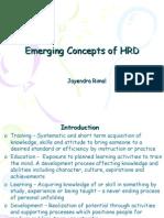 2.EmergingConceptsofHRD