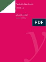 Poética Clara Janés