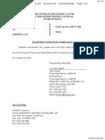 AdvanceMe Inc v. RapidPay LLC - Document No. 48