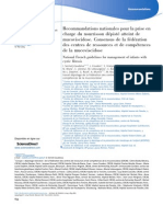 Cystic Fibrosis National French Guidelines 2014