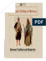 Traditional Clothing in Morocco