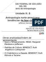 Antropologia norte-americana
