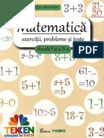 Carti Matematica Clasele.1 2 Ed. Trend