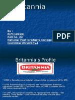 Docslide.us Presentation on Britannia