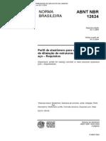 NBR 12624 - 2004 - Perfil de elastômero para vedação de junt.pdf