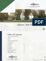 Fieldstone Financial Company Overview