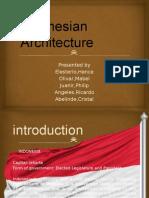 Indonesianarchitecture