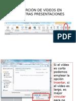 Presentación Con Videos