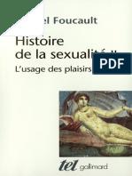 Michel Foucault - Histoire de La Sexualite II