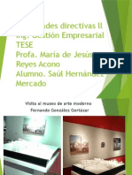 Habilidades Directivas Ll Presentacion Ppt