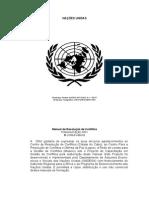 Manual de Resolução de Conflitos Da ONU