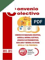 C.C. Electrodomesticos (2012-2013)