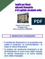 003.Il Rend. Fin Del Patr Circ Netto