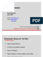 15 - Business Finance