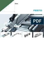 Festo Electric Linear Drives En
