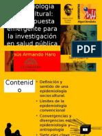 Haro_Epidemiologia Sociocultural Una Propuesta Para La Investigacion en Salud Publica
