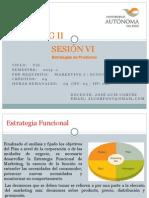 Sesion 6 Estrategias de Producto II-A