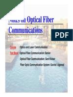Lecture 2 Optical Fiber