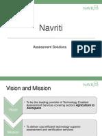 Navriti Assessments Corporate Profile