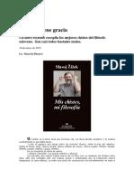 Zizek No Tiene Gracia - La Agenda - Marcelo Pisarro