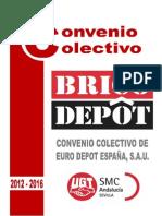 C.C. Euro Depot España (2012-2016)