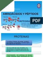 Aminoacidos y Peptidos-1