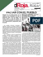 Revista de RedRoja, junio 2015,  nº6