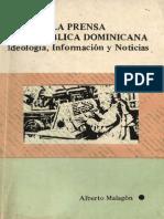 Alberto Malagon - La Prensa en Republica Dominicana