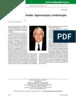 Abordaje Combinado_ Laparoscopia y Endoscopia Flexible
