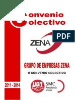 C.C. Grupo ZENA (2011-2014)