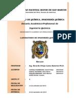 Informe - Secado