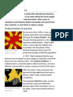 bbc - gcse bitesize - stalin - collectivisation