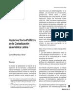 Globalizacion en America Latina