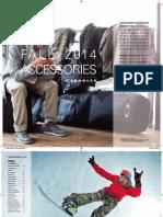 f14 Oakley Fall 2014 Accessories Catalog