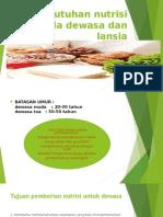 Kebutuhan nutrisi pada dewasa dan lansia.pptx