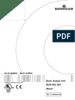 Manual Fonte Bug 623-56-34-E-005