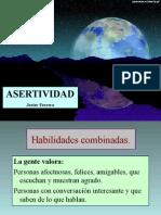 Asertividad Javier Ferrero