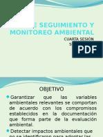 Plan de Seguimiento y Monitoreo Ambiental