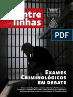 Exames Criminológicos Em Debate