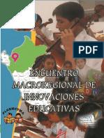 Libro Encuentro Macro Regional Dic - 2014ok
