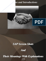 Erp for Its Lecture Mohan Naga Sap Screen Shots With Explanations