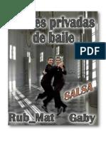 Clases Privadas de Baile - Primer Baile - Salsa - Gaby & Rub_Mat